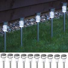 Lantern Stainless Steel Solar Garden Lighting Equipment