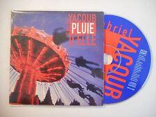 GABRIEL YACOUB : PLUIE D'ELLE ▓ CD SINGLE PORT GRATUIT ▓