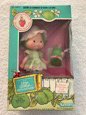 Vintage Strawberry Shortcake Doll Lime Chiffon Parfait Parrot Pet New Sealed Box