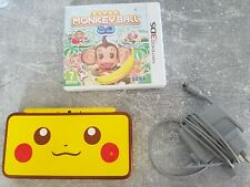 """""""NEW"""" NINTENDO 2DS XL CONSOLE PIKACHU LIMITED EDITION, POKEMON with Game"""
