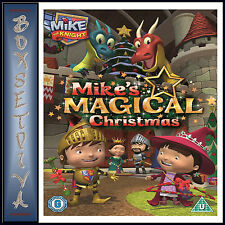 MIKE THE KNIGHT - MIKE'S MAGICAL CHRISTMAS  **BRAND NEW DVD **