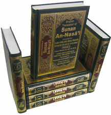 SPECIAL OFFER: Sunan An-Nasa'i - Arabic / English (6 Volume) Darussalam - HB