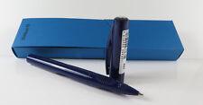 PELIKAN R 57 ROLLERBALL in blu con l'imballaggio originale, new old stock