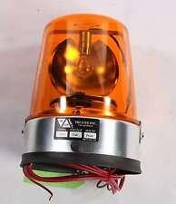 New MV2 Tri Lite 12V Amber Rotating Beacon Light