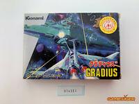 GRADIUS Nintendo Famicom NES JAPAN Ref:314352