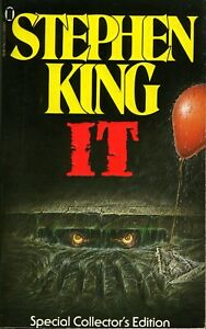 Stephen King: It. Special Collectors edition. Facsimilie signed by King