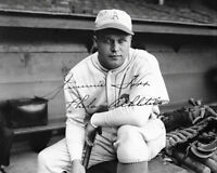 Jimmie Foxx Photo Autographed Repro 8X10 - 1933 Philadelphia Athletics A's HOF
