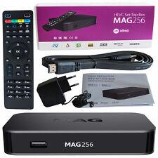 *Genuine Mag 256 Box + 12 Months IPTV + VOD %100 Best Service*
