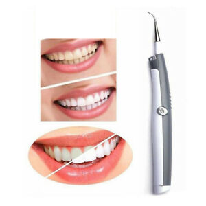 Tooth Whitening Cleaner Electric Oral Teeth Cleaning Floss Kit