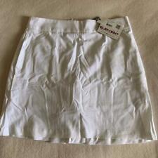 PETER MILLAR Element Wicking White Three Pocket Golf Skort SZ 6 NWT $99*