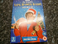 MRS BROWNS BOYS BOXSET SERIES ONE@ TWO