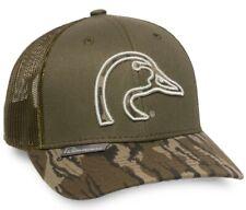 Ducks Unlimited Mossy Oak Original Bottomland Men's Hunting Cap