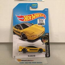 '90 Acura NSX #94 * Yellow * 2017 Hot Wheels FACTORY SET
