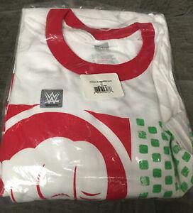 WWE Authentic Shirt Andrade El Representante 4XL (NEW)