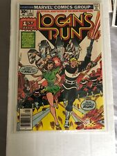 logans run 1 Bronze Age Beauty 9.0 See Other Items. Send To Be Graded