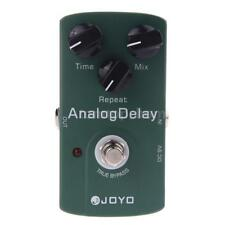 Joyo JF-33 Analog Delay Electric Guitar Effect Pedal True Bypass P7Z3