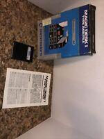 Commodore 64/128: MAGIC DESK I - C64 Cartridge, BOX & Manual
