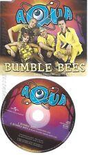 CD--AQUA--BUMBLE BEES--PROMO