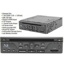 Accele Electronics AXBR4000 Single Din Multi-Media Blu-Ray DVD Player
