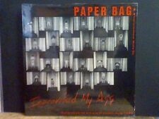PAPER BAG  Improvised My Ass   LP  SEALED     MINT !!