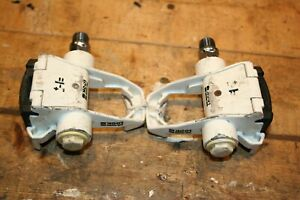 "LOOK Delta First Gen 9/16"" Spindle Clipless Road Bike Cycling Pedals Pair #3"