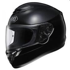 Shoei Qwest Motorcycle Motorbike Helmet - Gloss Black  - Shoei Assured Dealer