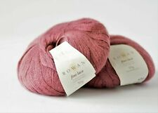 wool mohair silk sock yarn 50/% OFF :Fine Art #301: Serin Rowan