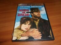 Two Mules for Sister Sara (DVD, Widescreen 2003) Clint Eastwood NEW