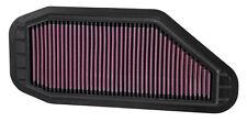 K&n 33-3001 Filtro Aria ad Alta Portata per Chevrolet Spark 1.0 & 1.2 2010-2014