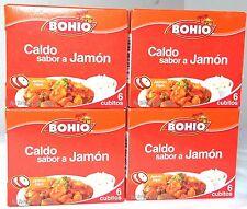 Puerto Rico Seasoning Cube Ham/Jamon Bohio Spice Bouillon Spanish Latin Cooking
