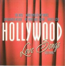 MUSICAL REFLECTIONS - HOLLYWOOD LOVE SONGS - SOLO PIANO - MUSIC CD - H133