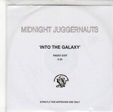 (EE410) Midnight Juggernauts, Into The Galaxy - DJ CD