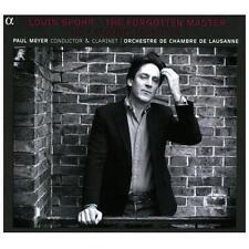 Forgotten Master: 4 Concertos for Clarinet, New Music