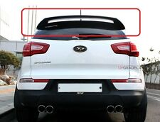 (Fits: KIA 2011+ Sportage R) Rear Spoiler Roof Wing Trunk Painted