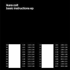 FREE US SHIP. on ANY 3+ CDs! NEW CD Ikara Colt: Basic Instructions EP