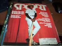 Sport Magazine July 1975 Bobby Bonds NY Yankees