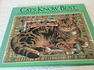 Cats Know Best - Kid's Book