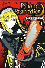 Princess Resurrection 1-ExLibrary