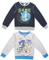 Boys Jumper Sonic The Hedgehog