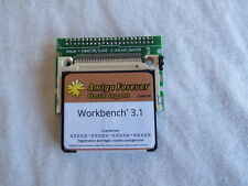 Disco Duro 4GB. Hard Disk, Amiga 1200. Workbench 3.1