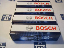 4 X BOSCH0242235666 Spark-Plugs SUZUKI Carry, Jimmy, Swift, Vitara and X-90
