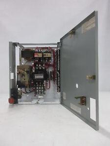 """General Electric Ge 8000 Größe 2 Starter 30 Amp Schalter Typ 18 """" Mcc Eimer Tec"""