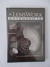 - LENSWORK EXTENDED 72 [NEW SEALED] DVD-ROM [AUSSIE SELLER] NOW $49.75