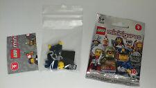 Lego Minifigures 71000 Serie 9 Nr. 6 Polizist, mit Zettel+OVP (2013)