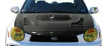 2002-2003 Subaru Impreza WRX STI Carbon Creations C-1 Hood 103124