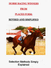 Horse Racing Winning System, Revised, Many Big Priced System Winners Listed!