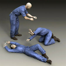 1/48 Mechanics Resin Kits Model Figure GK Unpainted