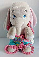 Disney Babies Dumbo Plush Disneyland World Parks Plush with Blanket