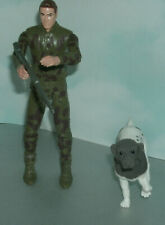 1/12 Scale Hunting Figure with Gun and Pointer Dog (6 Inch Hunter) New-Ray Toys