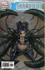 Excalibur Comic Issue 7 Modern Age First Print 2005 Claremont Lopresti Adams